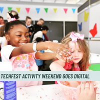 TechFest Activity Weekend Goes Digital