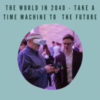 The World in 2040 – Take a Time Machine to the Future