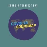 Sound @ TechFest Day - COVID-19 SOUND MAP