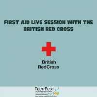First Aid Live Lesson With the British Red Cross