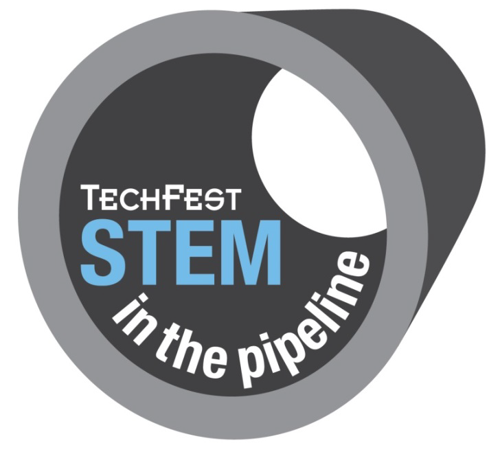 Stem in the pipeline logo