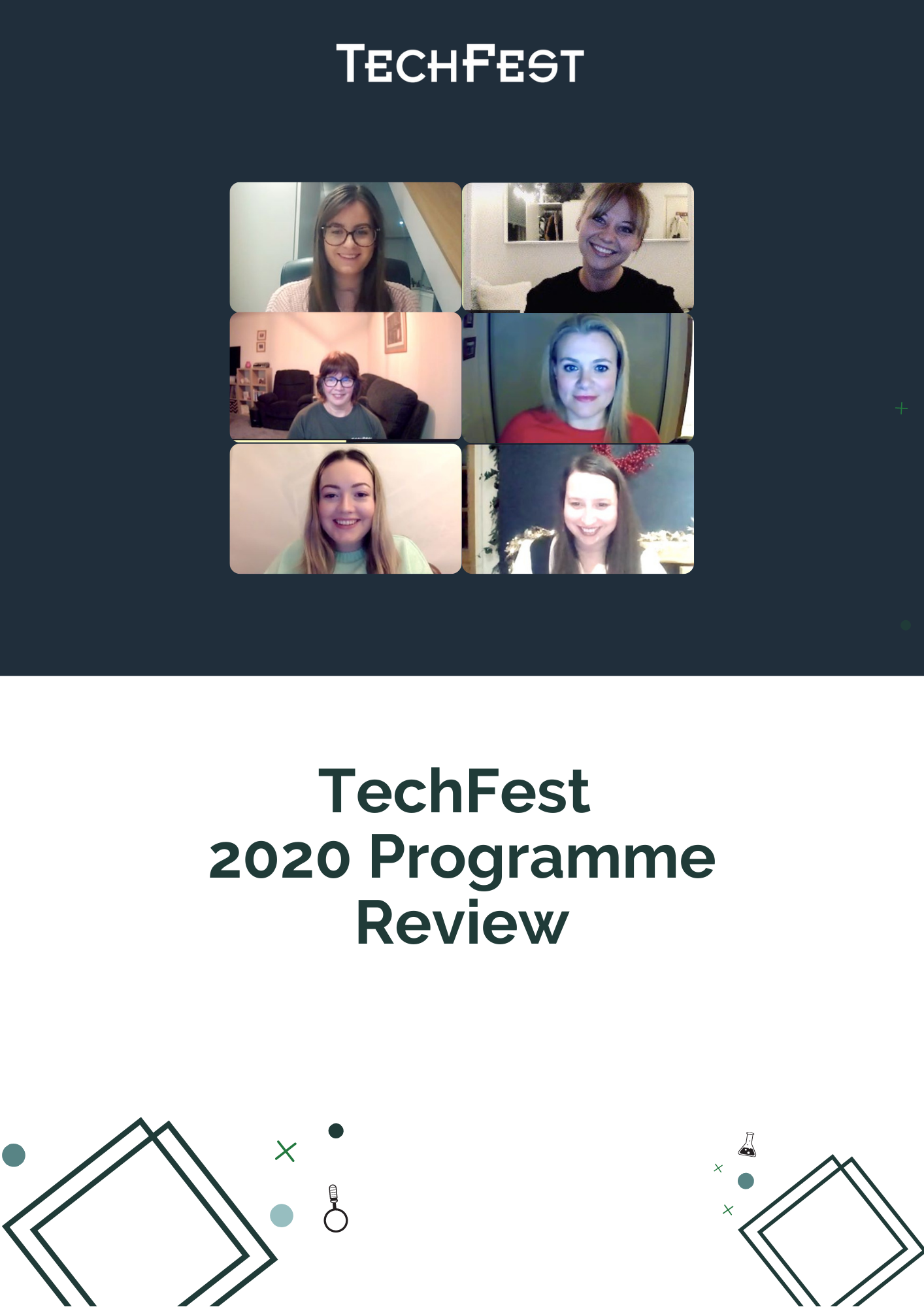 TechFest 2020 Programme Review